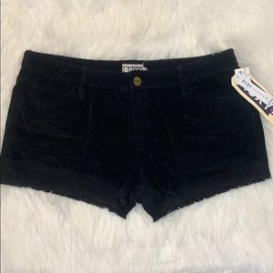 NWT Roxy vintage cord shorts exclusive for Pacsun